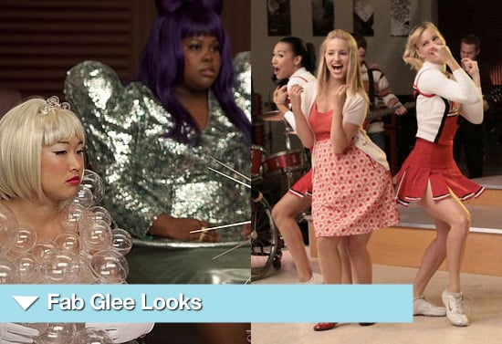 Photos of Outfits from Season One of Glee