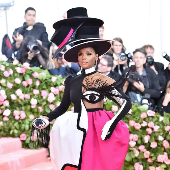 Janelle Monae's Dress at the 2019 Met Gala
