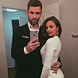 Now: Nick Viall and Vanessa Grimaldi