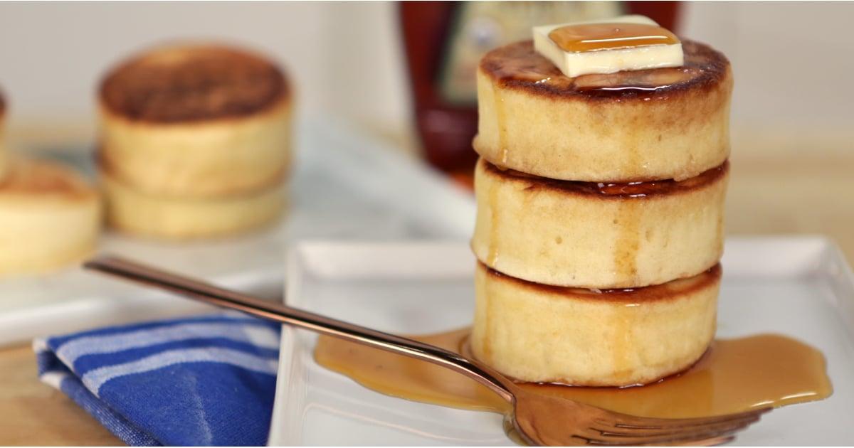 Japanese style pancakes popsugar food ccuart Images