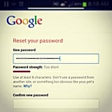 Don't forget to change all of your online passwords!  Source: Instagram user liensanity_