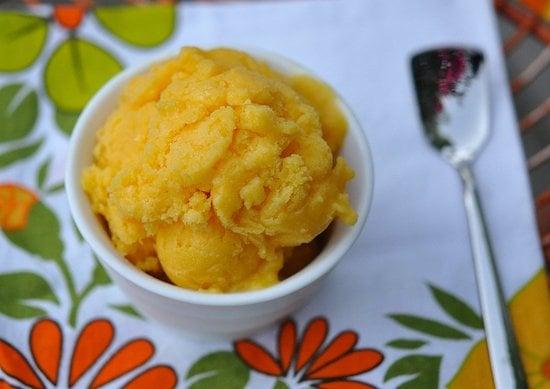 Mango Sherbet