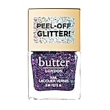 Butter London Peel-Off Glitter Nail Lacquer in Galaxy
