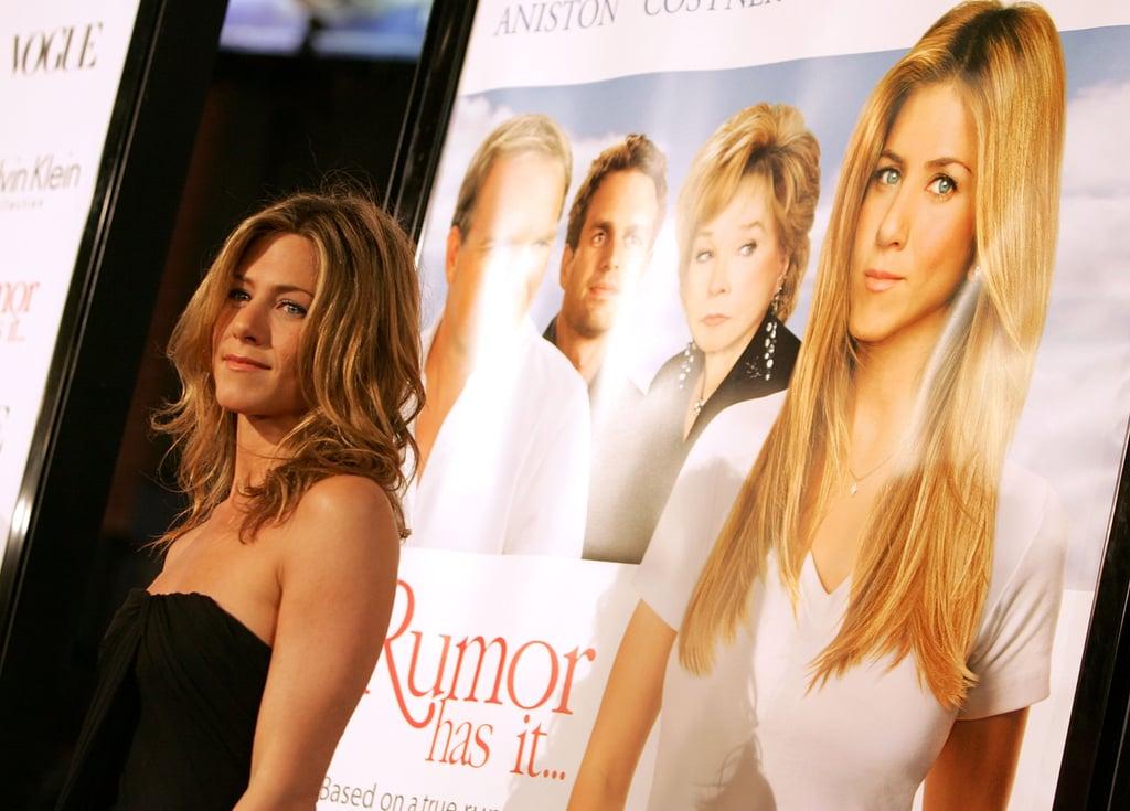 Sept. 2005: Jen Addresses Brad's Rumored Relationship With Angelina