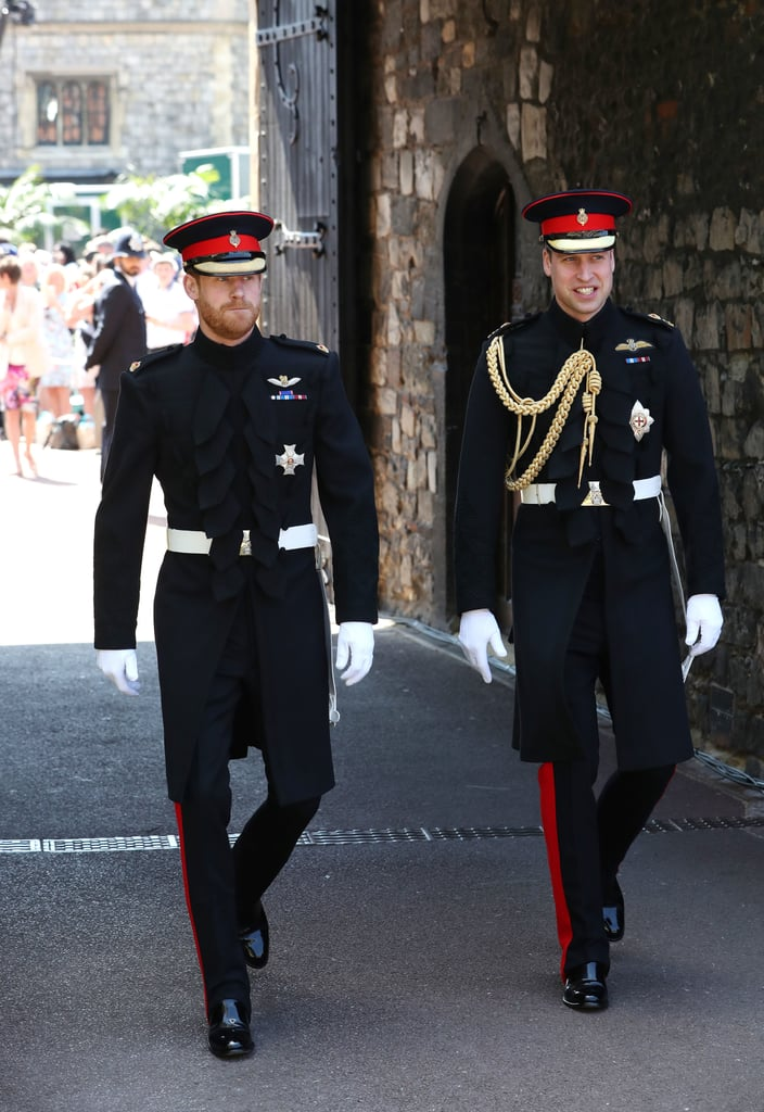 Image result for prince harry and his brother outfit