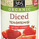 Organic Diced Tomatoes No Salt Added