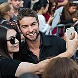 Chace Crawford Pictures October 2015