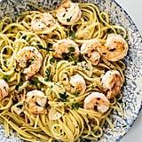 Easy Shrimp Aglio e Olio