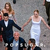 Sophie Turner and Joe Jonas at Their Prewedding Party in France