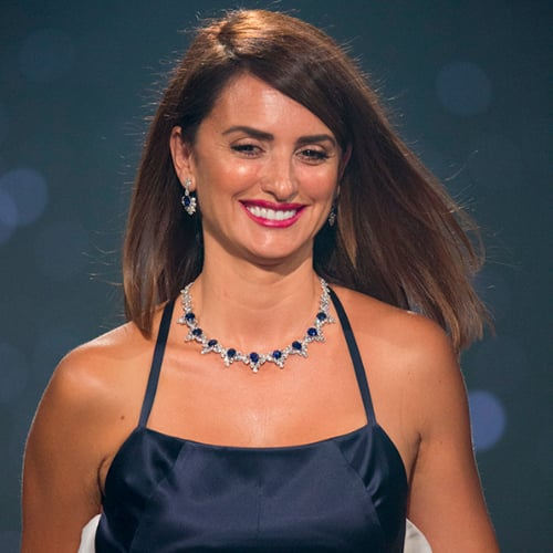 Penelope Cruz in Dubai For Sama By Damas Launch