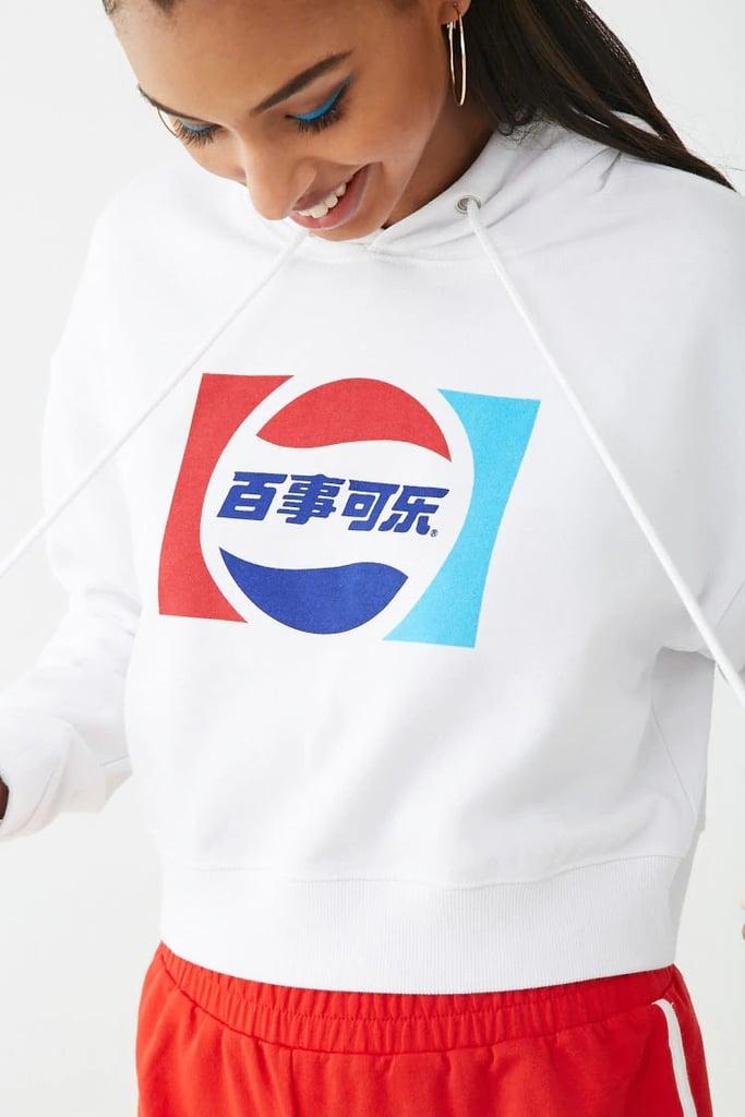 Pepsi Logo Hoodie