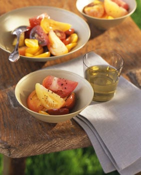 Seven Stunning Tomato Dishes