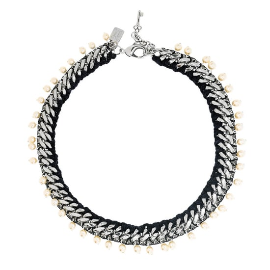 Venessa Arizaga Time At Sea Necklace, $360