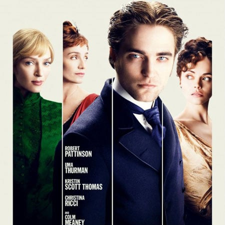 Bel Ami Poster of Robert Pattinson