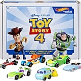 Hot Wheels Disney Pixar Toy Story 4 Character Cars Pack
