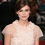 "Keira Knightley told US Vogue in 2012 that she believes feminism is about women having choices: ""I remember doing interviews, and people would ask, as if it was a joke, 'So you mean you are a feminist?' As though feminism couldn't be discussed unless we were making fun of it. I don't want to deny my femininity. But would I want to be a stay-at-home mother? No. On the other hand, you should be allowed to do that, as should men, without being sneered at."""