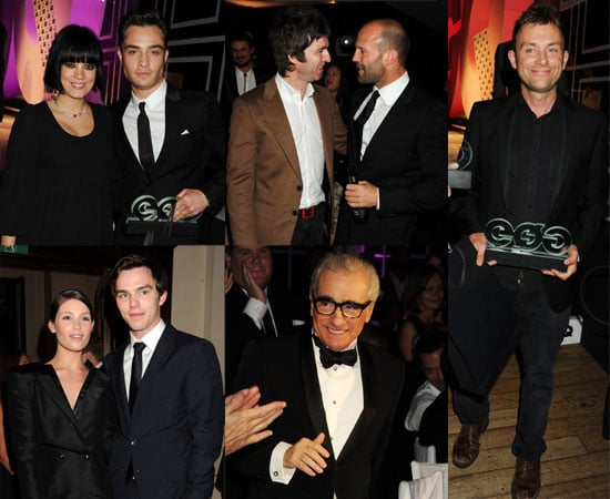 Roundup of the Week's Biggest Celebrity and Entertainment Stories Including GQ Men Of The Year Awards