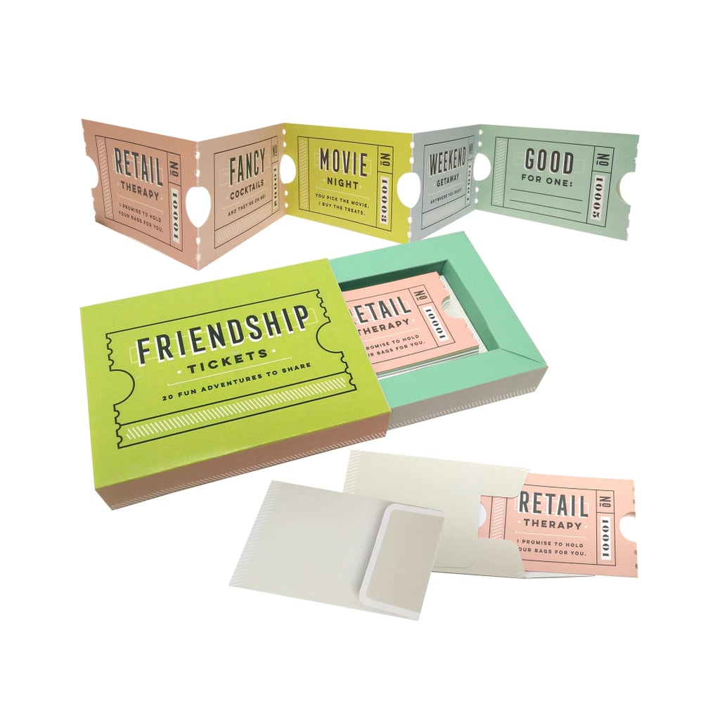 Friendship Tickets