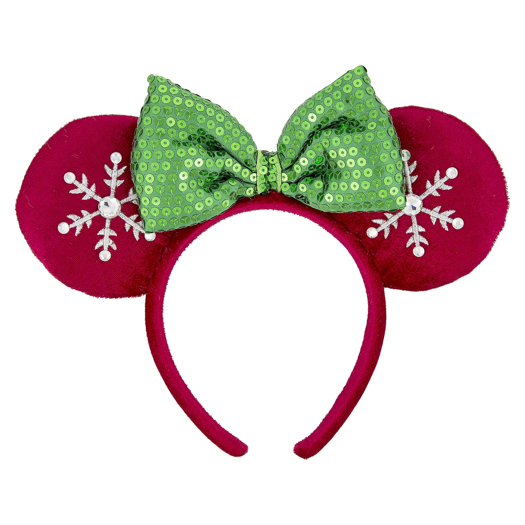 brace yourselves disney fans because we got a sneak peek at this years official holiday minnie ears and now were ready to cue up our christmas