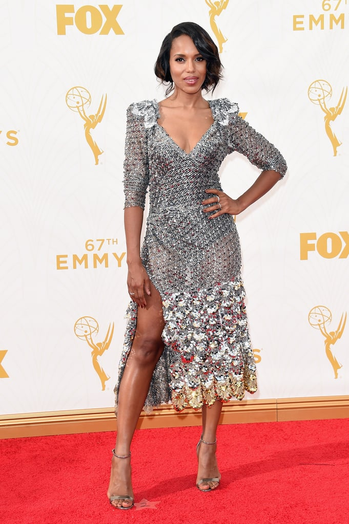 See Every Fashion Moment From the Emmys Red Carpet