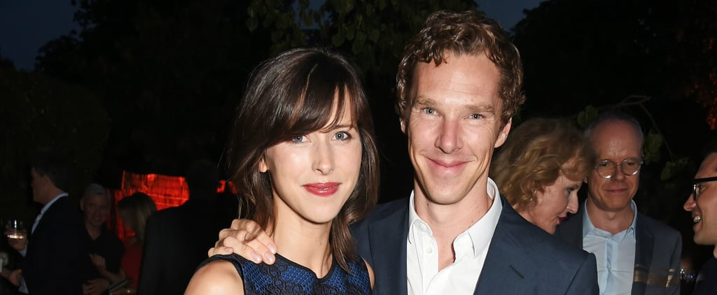 Benedict Cumberbatch and Sophie Hunter Are Expecting Their Second Child!