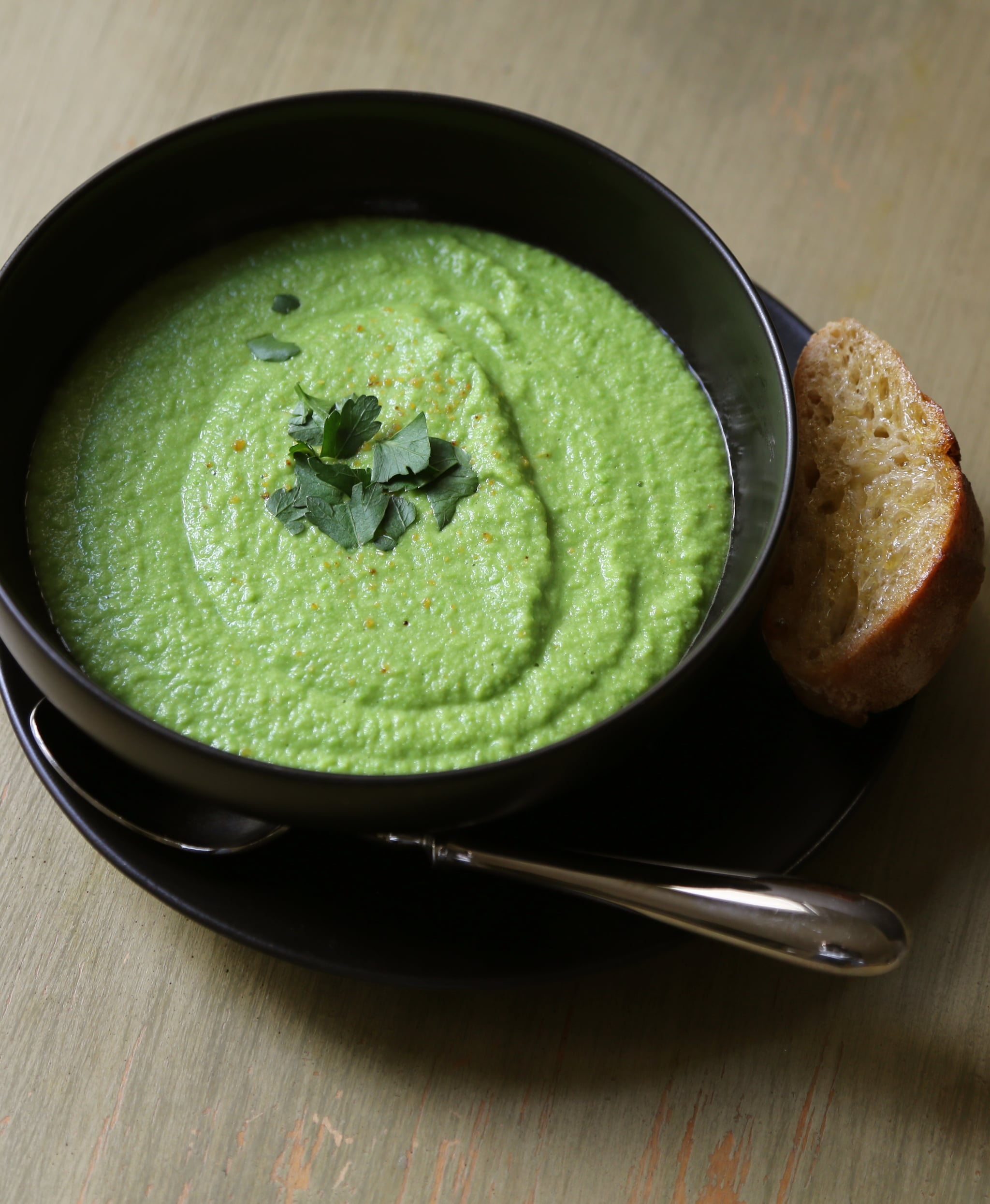 Pea soup recipes easy