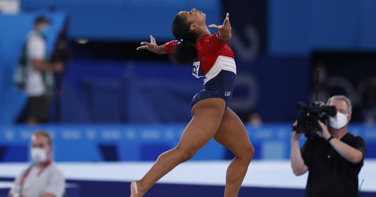 Olympic Gymnast Jordan Chiles Has UCLA Floor Routines on Her Mind Ahead of Her Collegiate Debut