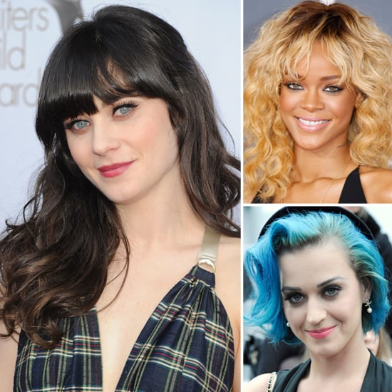 Celebrity Twitter Hair and Beauty Tips