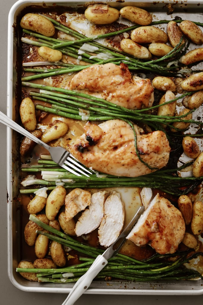 How to Make This Honey Ranch Chicken Sheet-Pan Meal