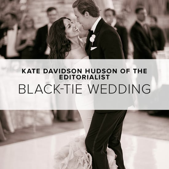 Black-Tie Wedding Style   Shopping