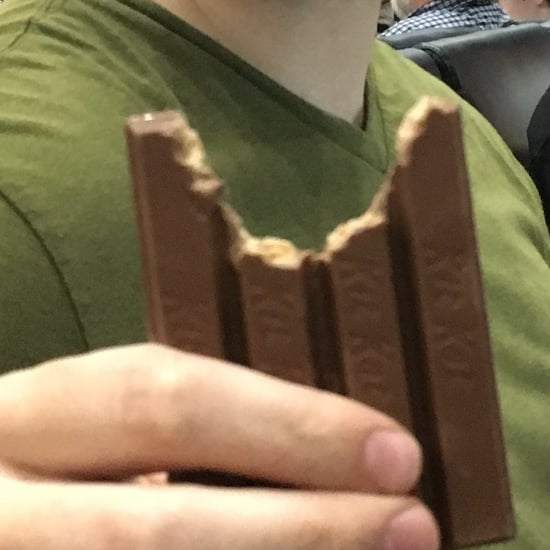Guy Who Goes Viral For Eating Kit Kat Wrong Proposes