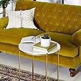 Fan Pleat Sofa