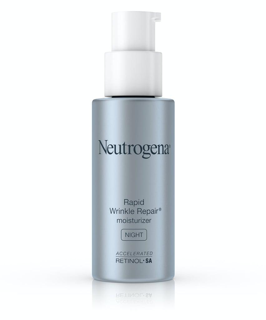 Neutrogena's Rapid Wrinkle Repair Night Moisturizer