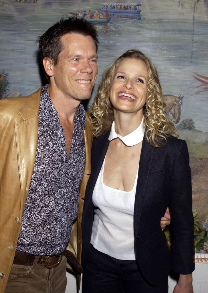 Kevin and Kyra looked so in love at the 2001 National Board of Review Awards in NYC.