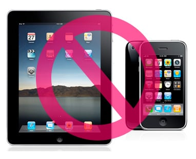 No Tethering From iPhone to iPad on AT&T