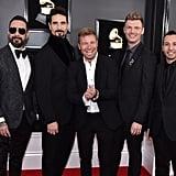 Backstreet Boys at the 2019 Grammys