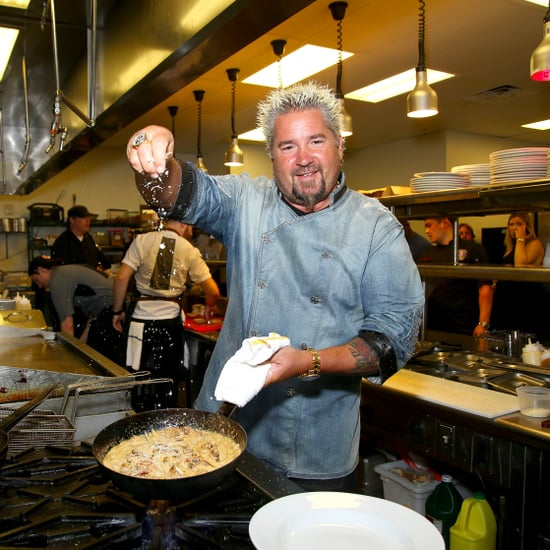 Guy Fieri Super Bowl Party Tips