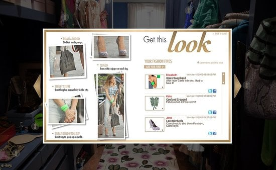 Shop the Sex and the City closet now!