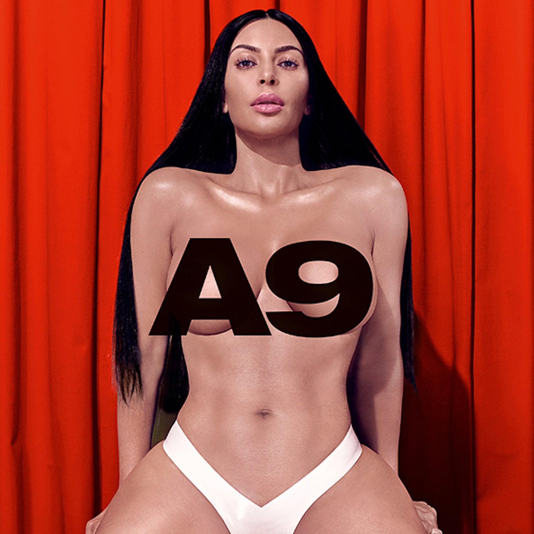 Kardashian naked pictues Kim