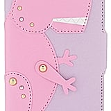 Kate Spade Posable Dinosaur-Appliqued Folio iPhone 7 Case