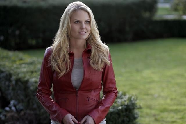 Jennifer Morrison on ABC's Once Upon a Time.