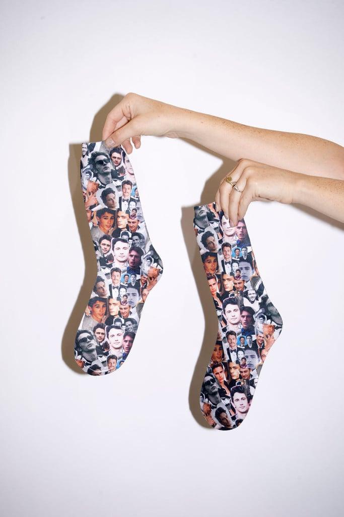 James Franco Calf Socks ($16)