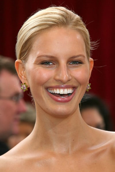 Karolina Kurkova interview at Victoria's Secret Fashion ...