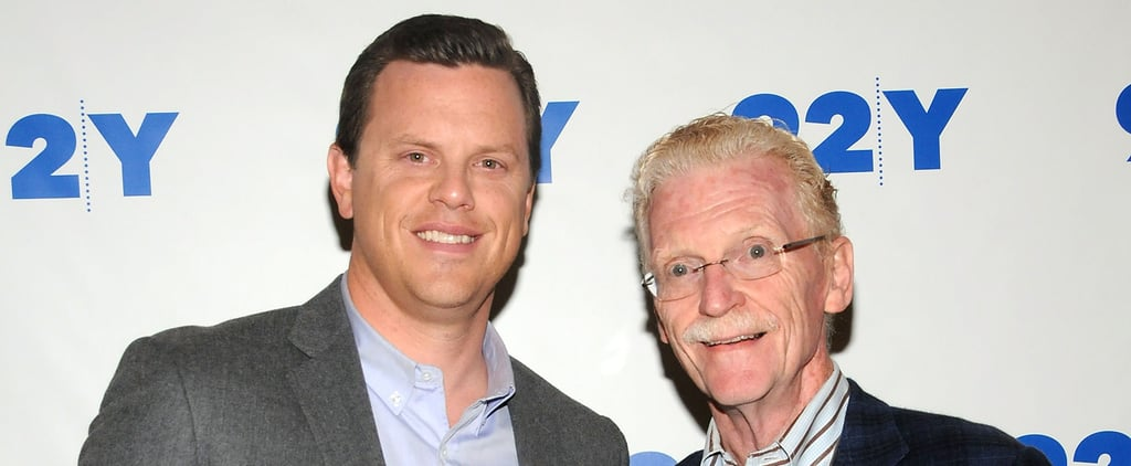 """Bill and Willie Geist Open Up About Fatherhood, """"The Talk,"""" and Their Amazing Wives"""