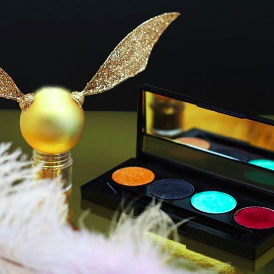 Espionage Cosmetics Harry Potter Eye Shadow Palette