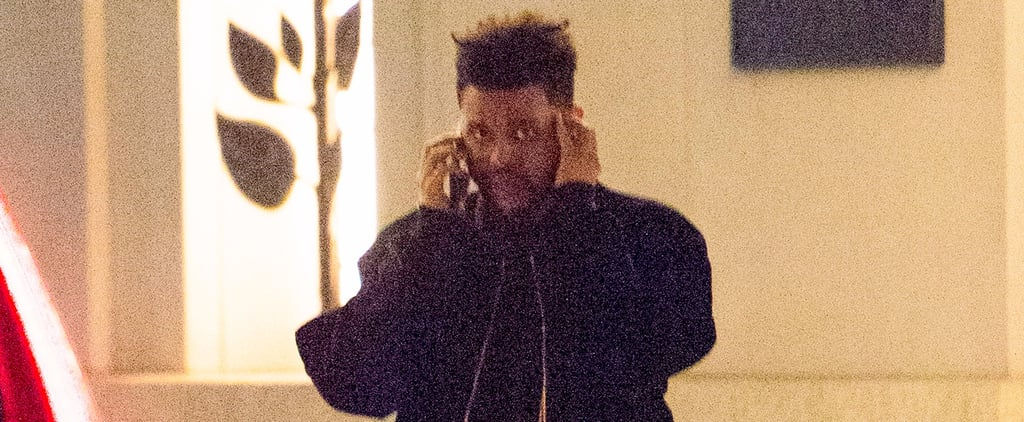 This Is Getting Messy — The Weeknd Is Spotted Leaving Ex Bella Hadid's NYC Apartment