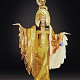 Heidi Klum planned to be Cleopatra for 2012's Halloween bash.