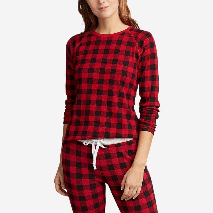 Stine's Favorite Waffle Sleep Shirt and Pant