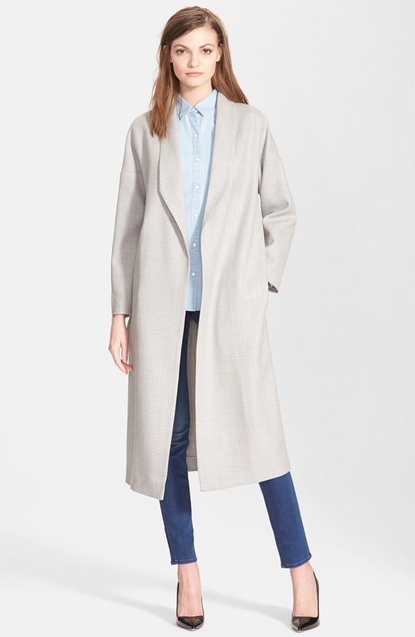 AYR The Robe Wool Coat ($485)