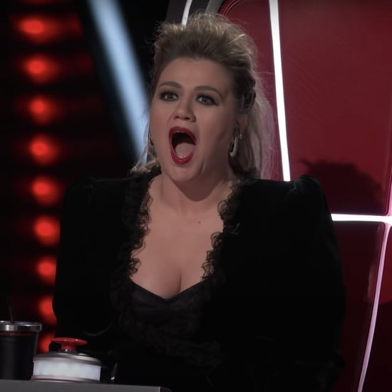 Watch Blake Shelton Tease Kelly Clarkson on The Voice